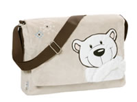 Plush Shoulder Bag Polar Bear